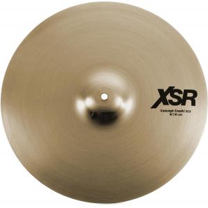 "Sabian 16"" XSR Concept Crash Cymbal"