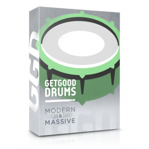 GetGood Drums Modern and Massive